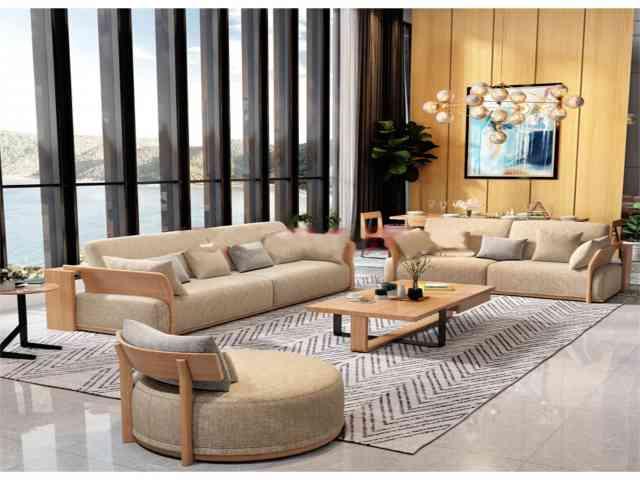 Top những cách phối màu sofa gỗ phù hợp bạn