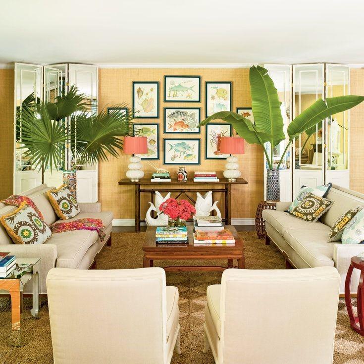 Trang trí lại chiếc ghế sofa của bạn với phong cách mùa hè theo phong thủy
