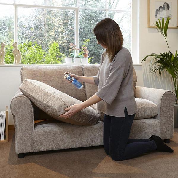Cách vệ sinh ghế sofa tại nhà đơn giản