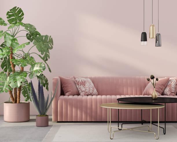 Xu hướng lựa chọn màu sắc cho ghế sofa trong năm 2021