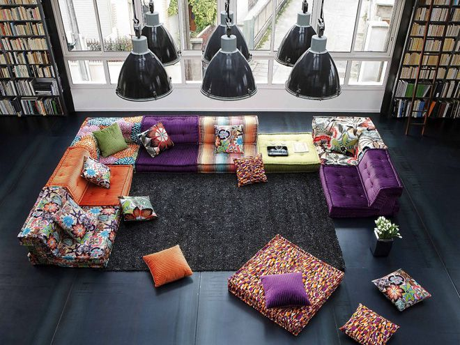 Xu hướng mới nhất của ghế Sofa