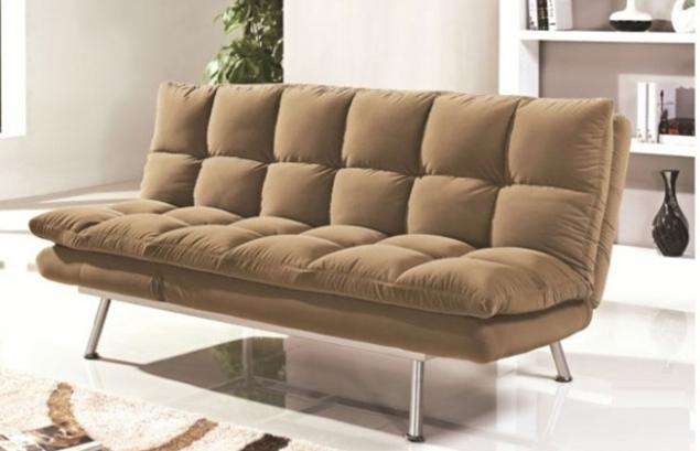 Xu hướng sofa giường tiện dụng trong phòng khách hiện đại