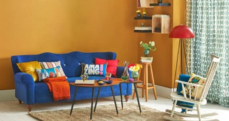 Xu hướng thiết kế phòng khách với bộ sofa thời thượng
