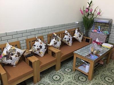 Xu hướng tin dùng chất vải đệm sofa tại Hà Nội có một không hai