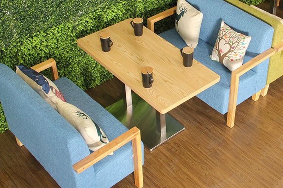 Ý tưởng ghế ngồi đẹp cho quán cafe